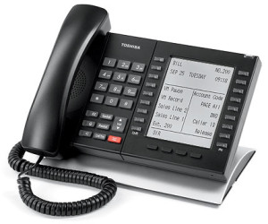 Thoshiba Digital Phone